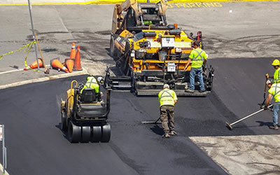 Is it better to remove the driveway before installing the asphalt pavement?